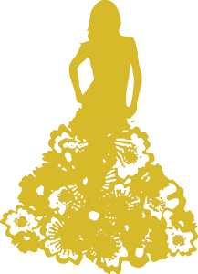 fashion silhouette_yellow300px